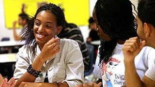 Deaf Students - Looking to The Future (This video is silent)   UNICEF