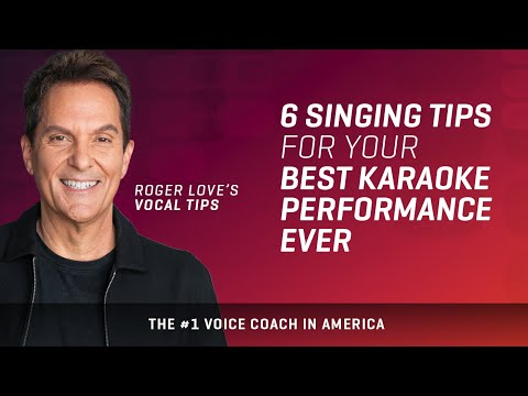 6 Singing Tips for your Best Karaoke Performance Ever