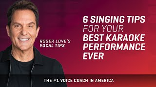 6 Singing Tips for your Best Karaoke Performance Ever