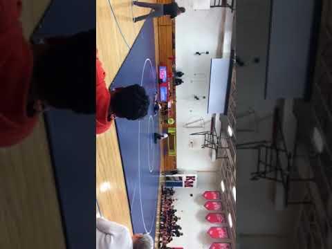 Midget wells vs kings mountain middle school 2017