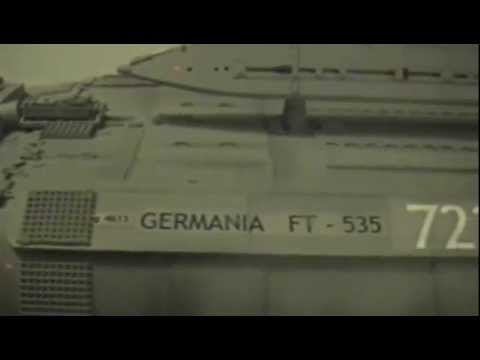 Saga of a Crew Spaceship 'Germania' Replica Construction Completed
