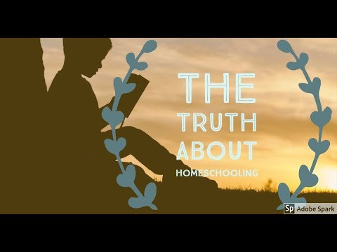 The TRUTH about homeschooling