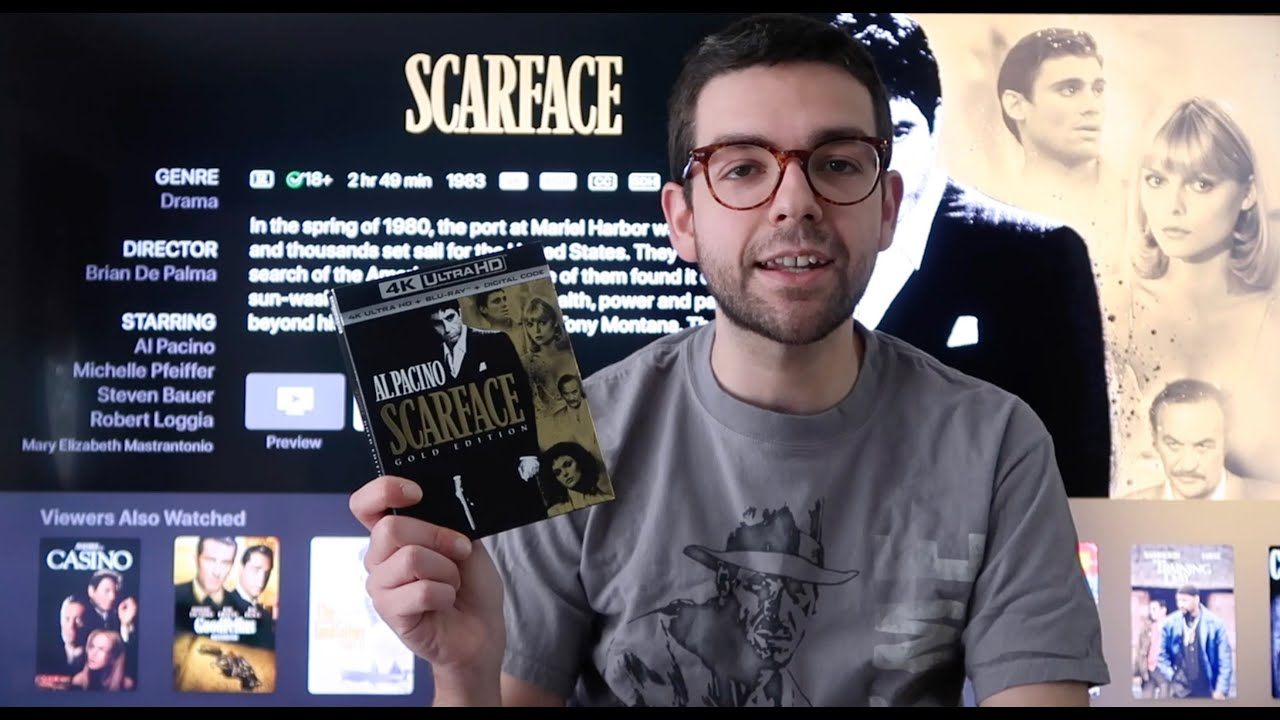 Download Scarface (1983) 4K Blu-ray Review