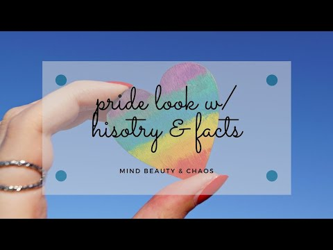 LGBTQ+ PRIDE MAKEUP LOOK + HISTORY & FACTS | BUSINESSES AND ARTISTS TO SUPPORT from YouTube · Duration:  32 minutes 9 seconds