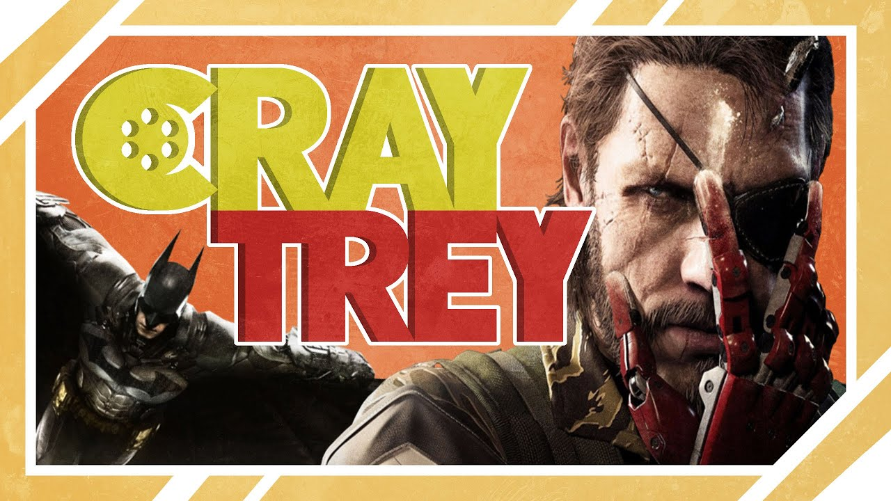 Top Ten Most Anticipated Games of 2015 - CrayTrey - The year 2015 is really shaping up to be a huge year for video games. I count down my most anticipated games of 2015.