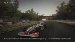 F1 2010 Codemasters HD Gameplay