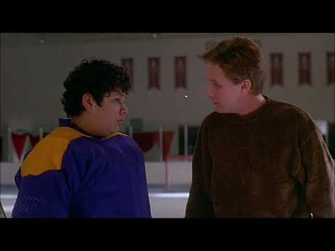 Los Campeones Español latino The Mighty Ducks Jugando Hockey Manos suaves The Mighty Ducks Latino