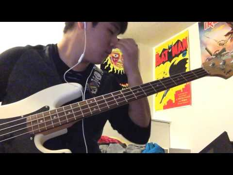 Reel Big Fish Skatanic bass cover