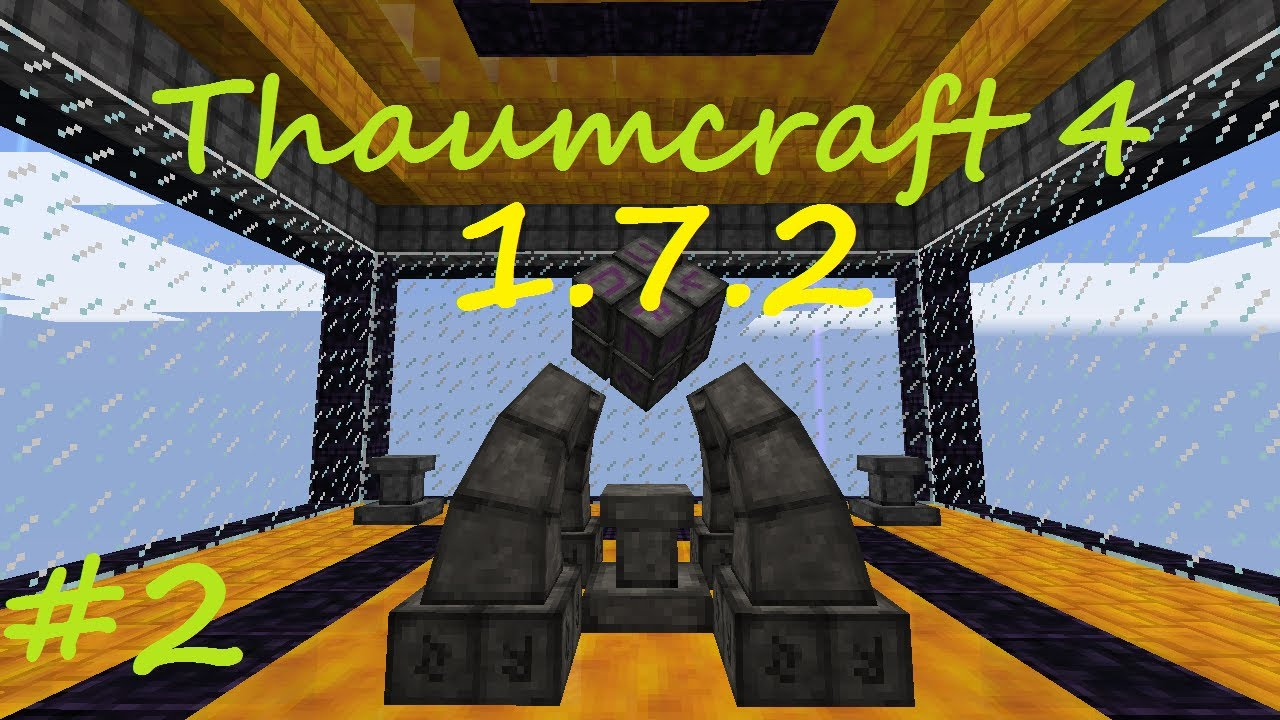 1 7 2] Thaumcraft 4 1 - Node Stabilizers and Alchemical
