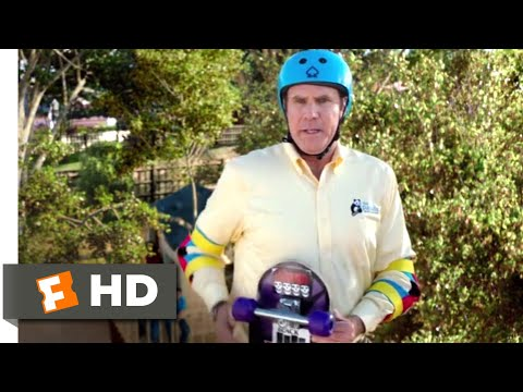 Daddy's Home (2015) - Skateboard Dad Scene (3/10) | Movieclips