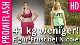 Biggest Loser-Nicole: Figur-Frust trotz 41 Kilo weniger