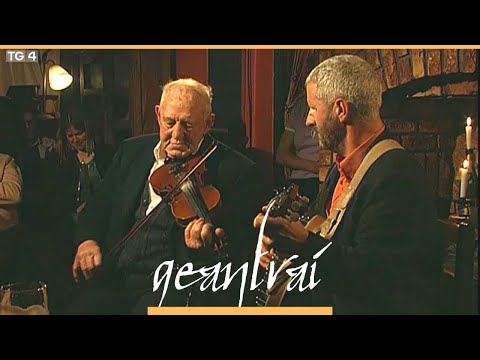Paddy Canny East Clare Fiddle Player  Peppers of Feakle 2004