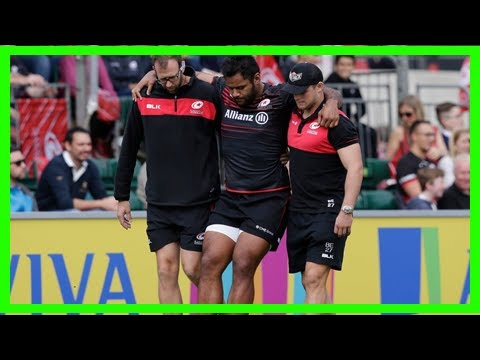Breaking News | Billy vunipola could miss start of six nations after knee surgery