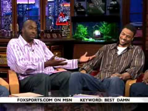 Tyson Chandler interview in 2005 on the Best Damn Sports Show Period