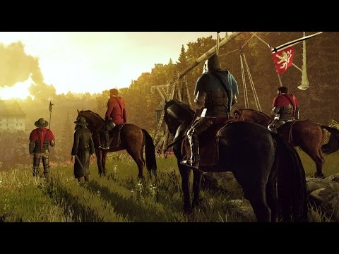 Big, Epic Battles in Kingdom Come: Deliverance