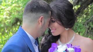Almazstudio - Свадьба видео Самат и Зухра - лучший свадебный клип 2015