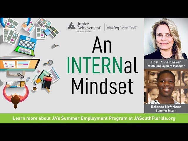 An INTERNal Mindset With Guest Rolanda Mcfarlane