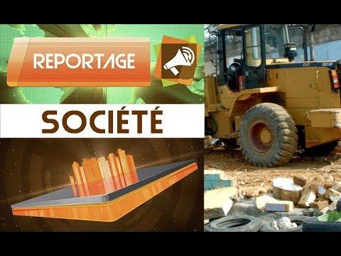 Reportage : Réaménagement  urbain, Koumassi change de visage des population divisées