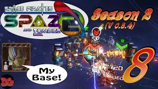 Space Pirates and Zombies 2 ► Let's Play Season 2 - Ep 8 ► Starbase Assault! (1440/60)