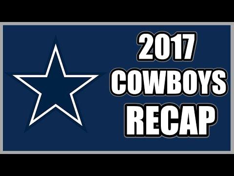 Dallas Cowboys 2017 Season Recap
