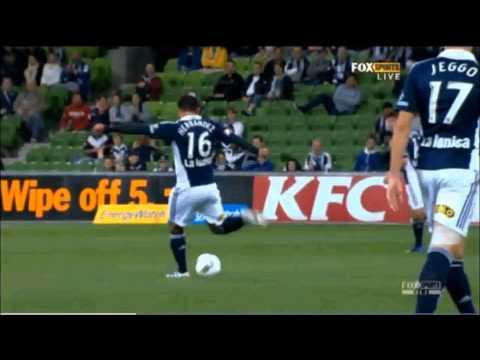Hyundai A-league Top 10 Goals Season 2011-12