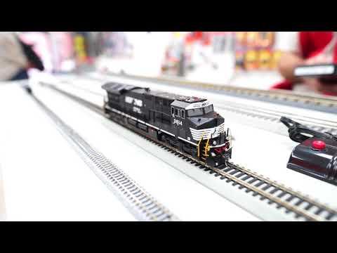 Model Train Stuff Store Visit 2017