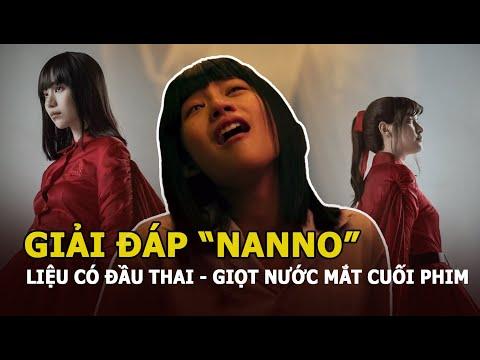 """Cô Gái Đến Từ Hư Vô 2: Giải đáp câu hỏi Nanno có đi """"đầu thai""""? Ý nghĩa giọt nước mắt ở cuối phim"""