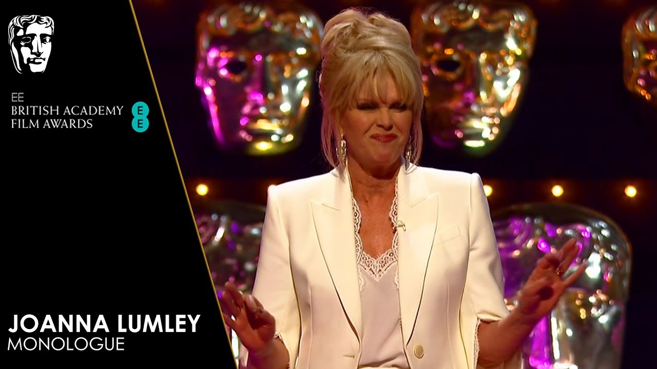 Download Joanna Lumley's Opening Monologue for the EE BAFTA Film Awards 2019