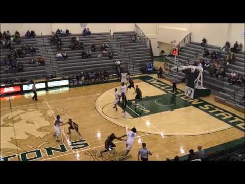 Karon Green Williston State College Season Highlights 2016 2017