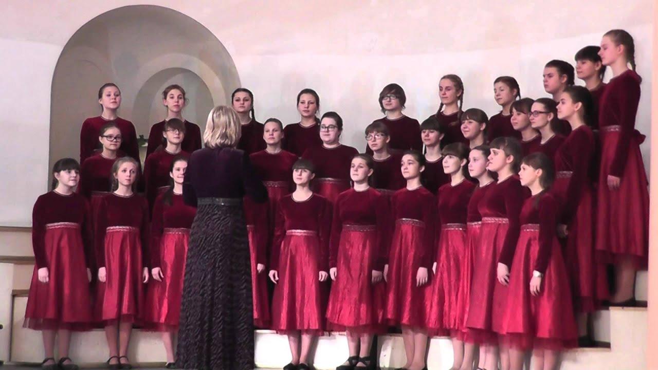 Мария шапиро песни для хора молодая молода