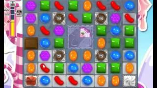 Candy Crush Saga Level 486 Basic Strategy