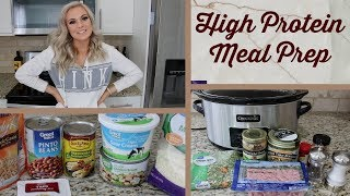 Budget Friendly Meal Prep - Cheap Recipes for When You're Trying to Save Money (AND Eat Healthy)