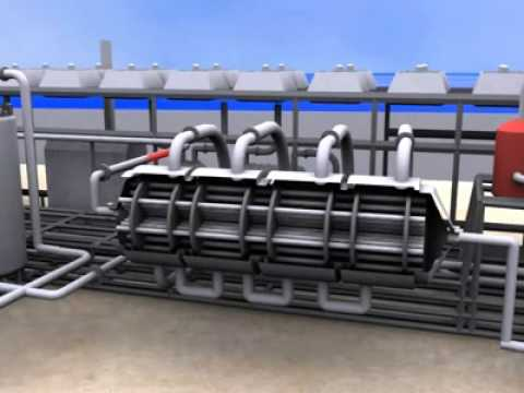 LNG Plant (Animation)