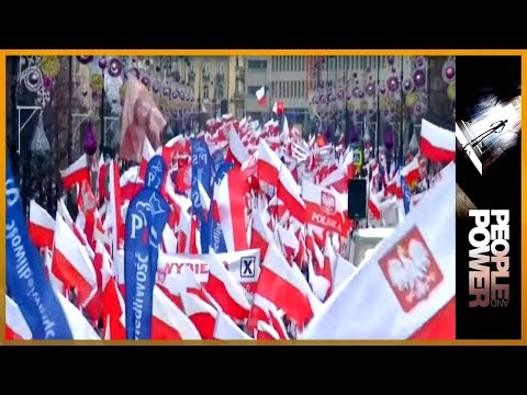 Poles Apart - People & Power
