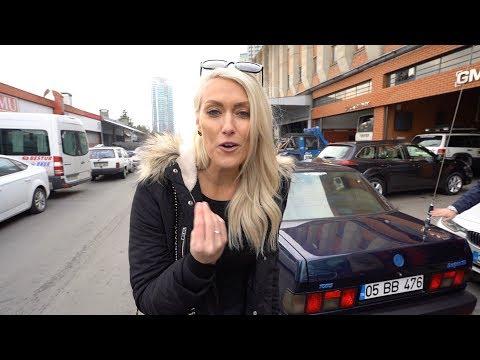 Tofaş Doğan Vs. Lamborghini Street Race In Istanbul Ft.  Dogan Kabak & Enes Batur