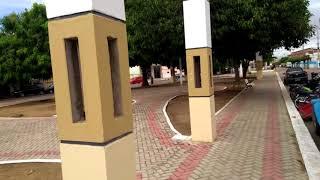 Secretaria de infraestrutura desenvolve ação para revitalização das praças públicas