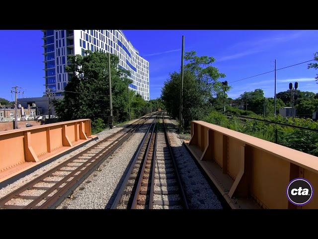 CTA's Ride the Rails: Purple Line Real-time (2019) v1.1