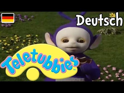 ☆ Teletubbies auf Deutsch ☆ 1 STUNDEN FOLGE ☆ Cartoons für Kinder ☆ Ganze Folgen ☆