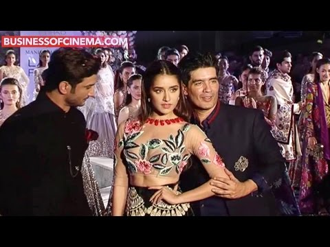 UNCUT:Lakme Fashion Week 2016 | Shraddha Kapoor | Sushant Singh Rajput | Manish Malhotra