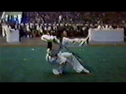 【武術】1984 男子剣術(3/3) / 【Wushu】1984 Men Jianshu (Swordplay)