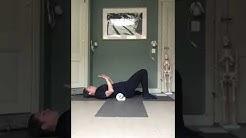 Klaartje Critical Alignment Yoga 28 april Fresh Fitness Amsterdam