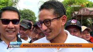 Strategi Jitu Sandiaga Uno Jelang Pilgub Putaran 2 (Bag 1)