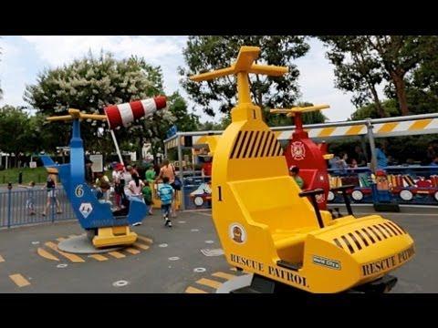 Sky Patrol (HD POV) - Legoland California