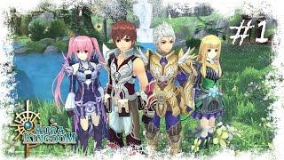 Aura Kingdom Gameplay Español 2015 | Creación de personaje y primeros pasos | MMORPG Free to Play