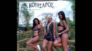 Sexy girls of Hell Energy Drink West Greece