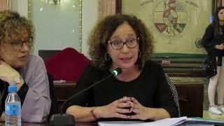 Alicia Morales sobre el convenio de la Nueva Condomina