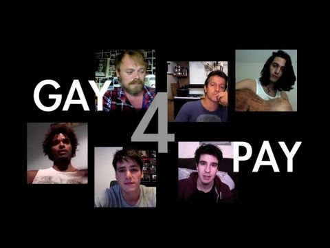 Gay4Pay  A short documentary about actors who have played it gay.