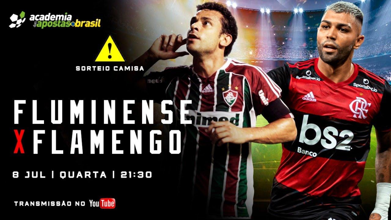 Fluminense vs Flamengo Ao Vivo - Final Taça Rio Acompanhamento