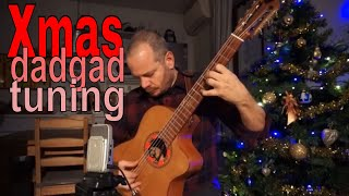 dadgad tv xmas song