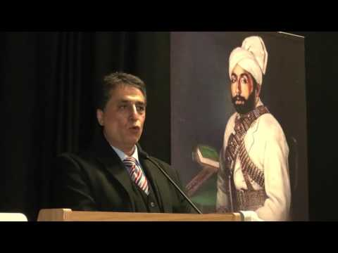 Dr Abdul Basir Kamjo's Speech at London Seminar on King Habibullah
